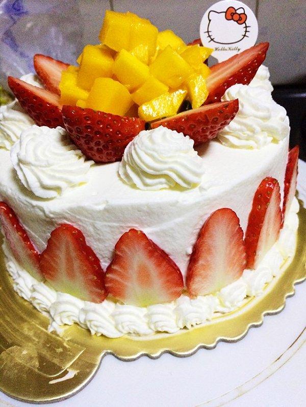 千层蛋糕的做法_水果千层蛋糕的做法