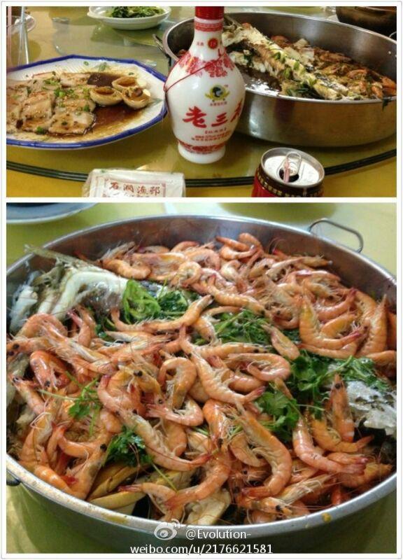 野生鱼虾蟹的做法