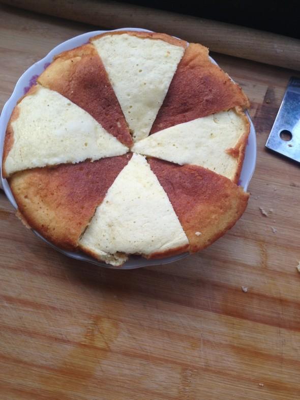 电饭锅做蛋糕的做法