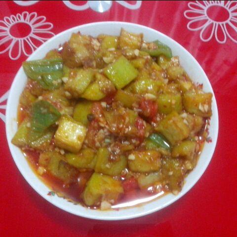 小疲惫做的红烧美食的资料_豆果做法茄子金凌美食图片