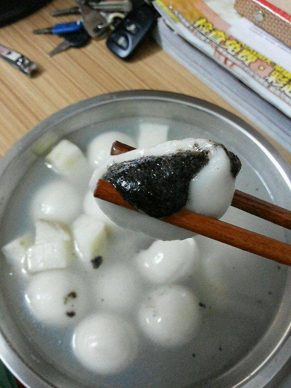 浓香汤圆的做法