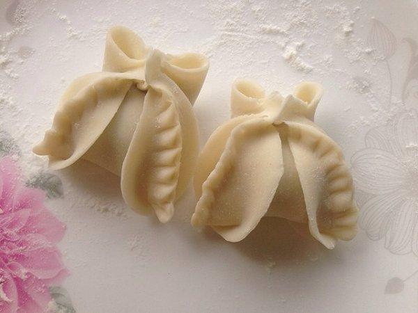 毛毛虫虫1111的十种家常饺子包法做法的学习成果照