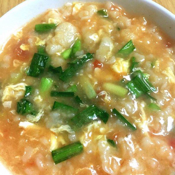 聆听98的西红柿土豆疙瘩汤做法的学习成果照