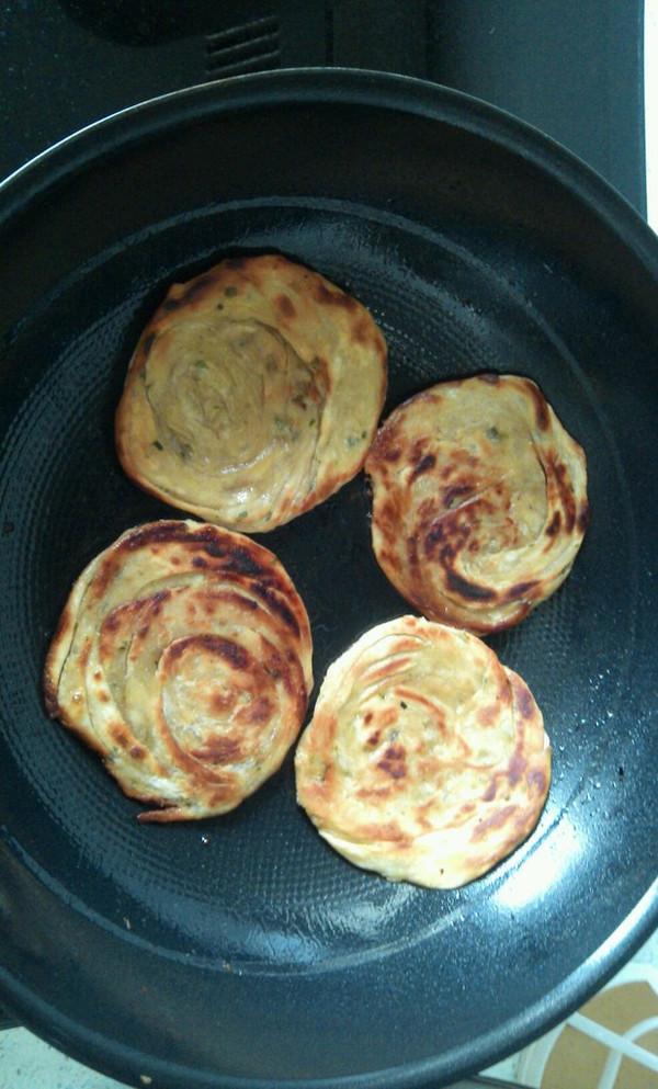 葱油饼的做法
