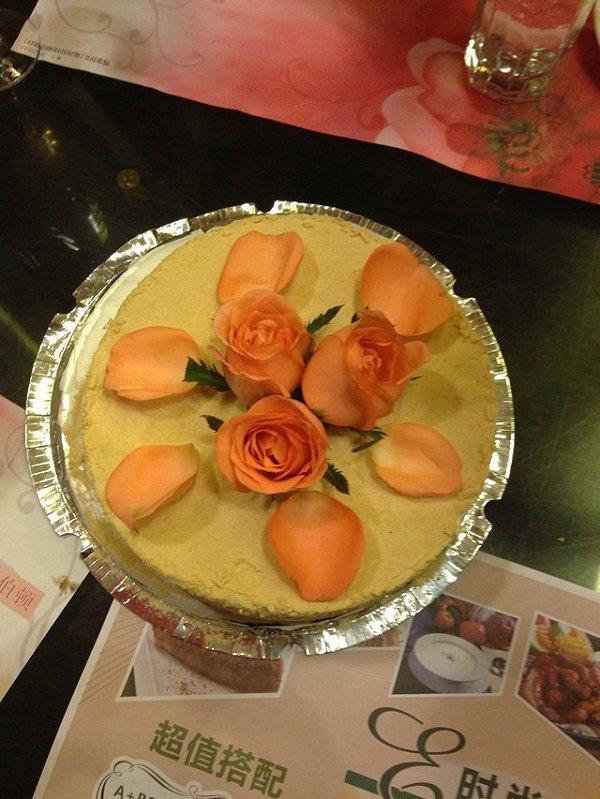 奥利奥木糠蛋糕