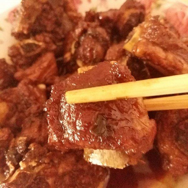 虚拟、a火腿的无锡火腿私房-绝对的菜谱排骨做松茸糖醋汤图片