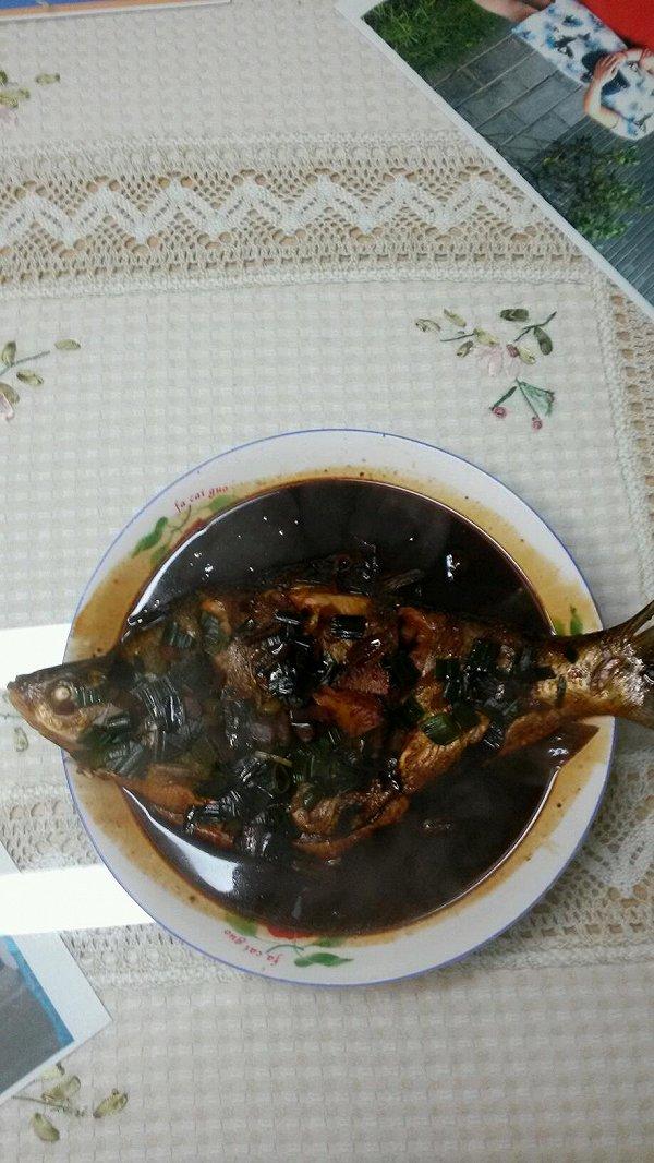 huahua1111的红烧鱼做法的学习成果照 豆果美食