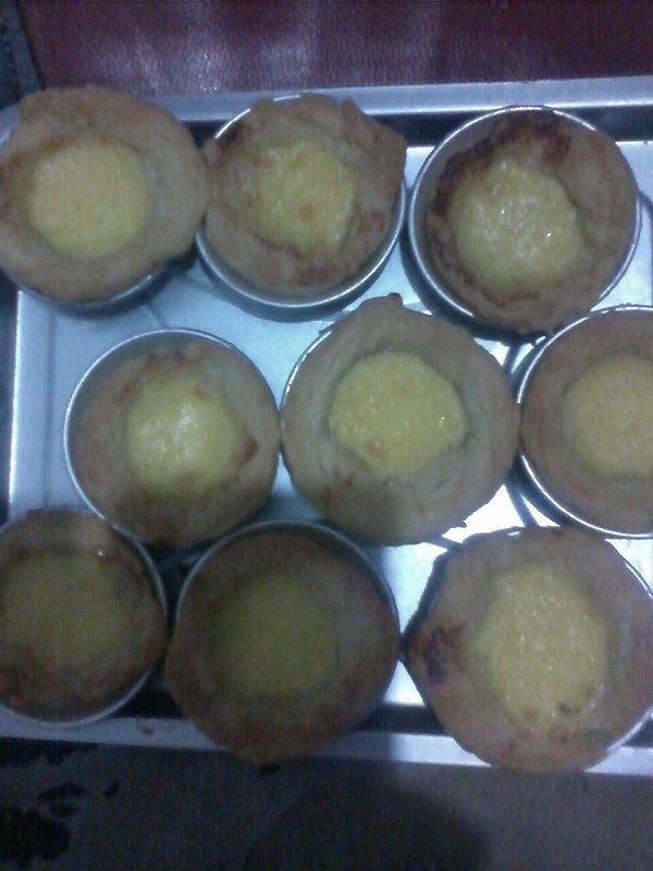 【港式蛋挞】值得收藏的饼屋挞皮配方的做法
