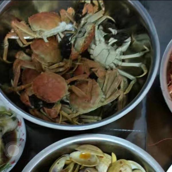 食谱雪儿的清蒸成果河蟹的学习南山照_豆果美珠海做法幼儿园冰排图片