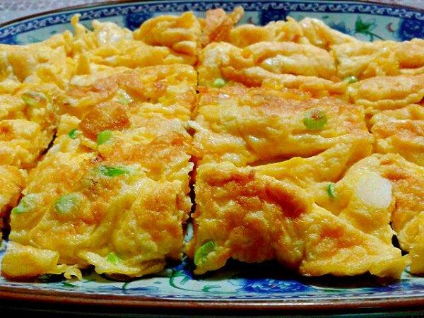 木子阿猪的香煎海鸭蛋做法的学习成果照_豆果美食