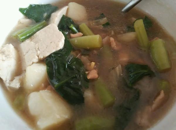 木梵做的大锅菜的做法
