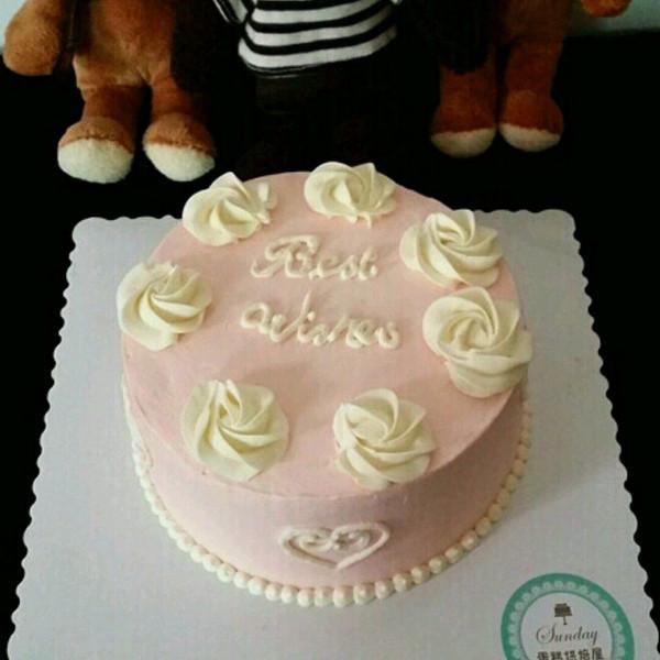 简单蛋糕图片可爱图片