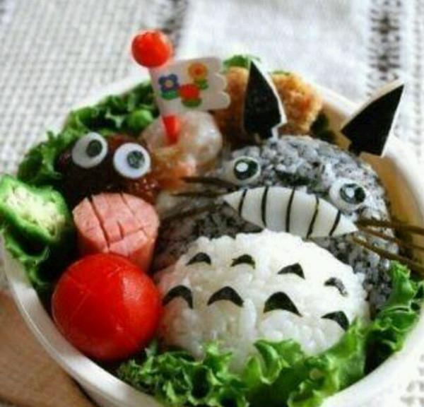 小动物饭团