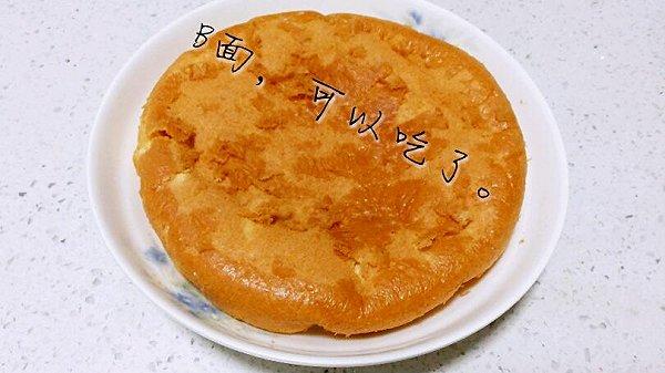 电饭锅蛋糕的做法