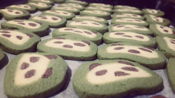 熊猫饼干】的做法