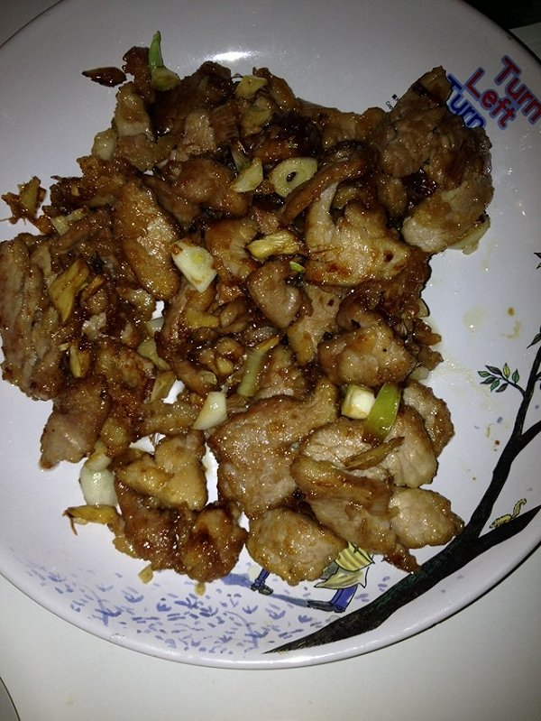 锅包肉的做法