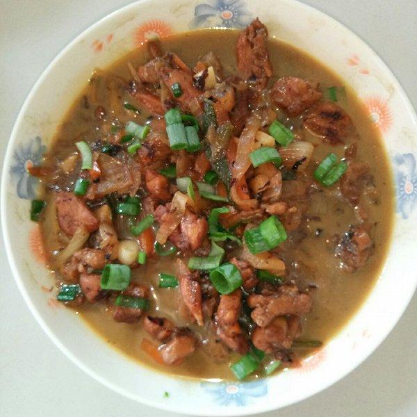 千纸鹤的厨房的红焖无骨鸡腿做法的学习成果照_豆果