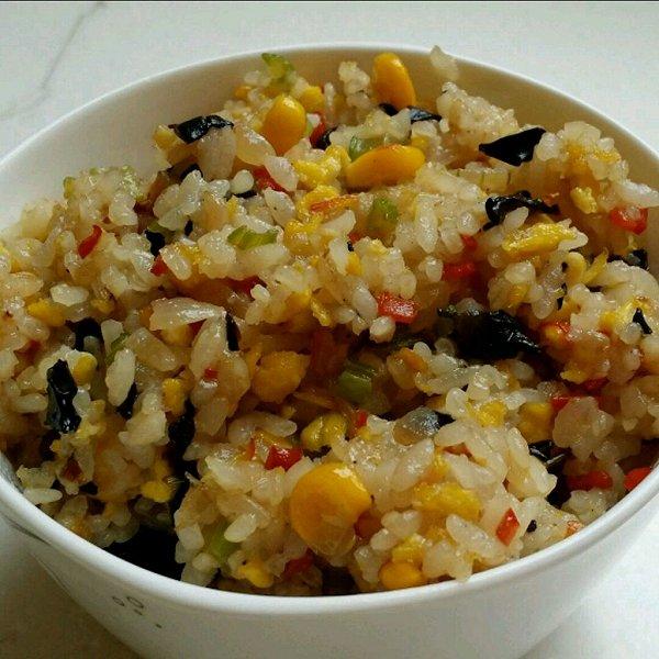 zebrafish做的炒米饭的做法图片
