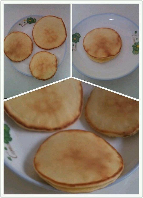 铜锣烧(松饼)完整版的做法