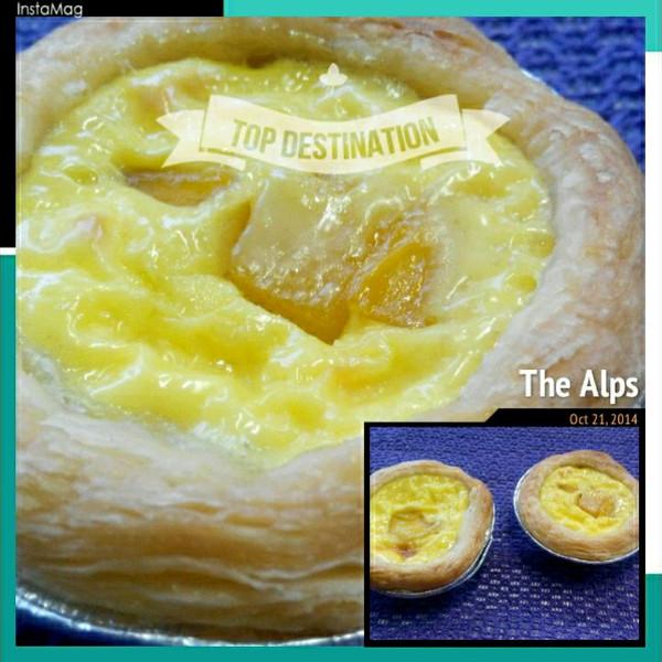 芒果蛋挞的做法