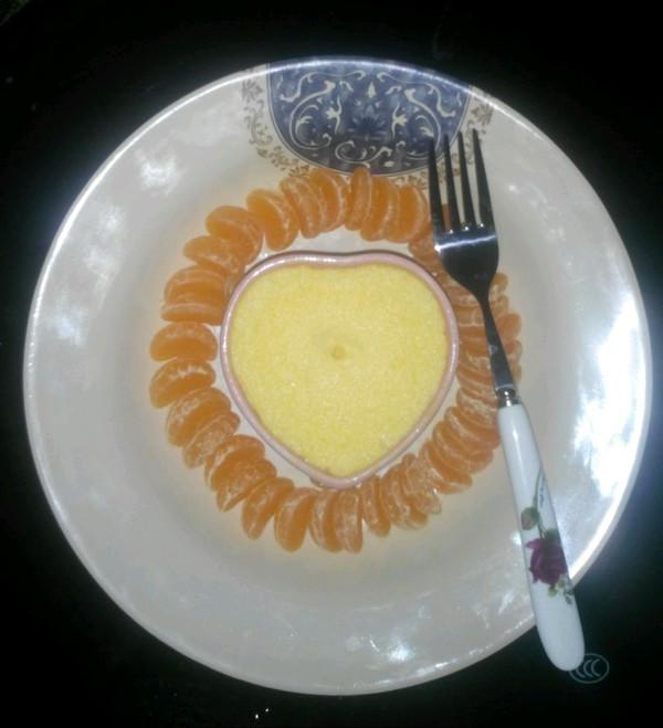 酸奶鸡蛋布丁(烤箱型)的做法