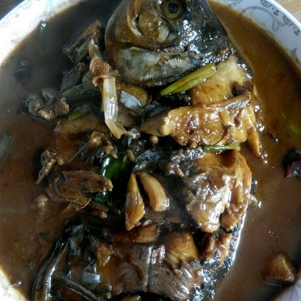 留香居的红烧鱼做法的学习成果照 豆果美食