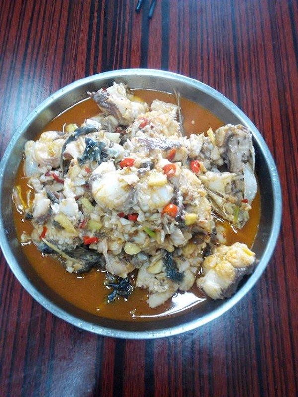 亲亲宝贝0405的红烧鱼做法的学习成果照 豆果美食