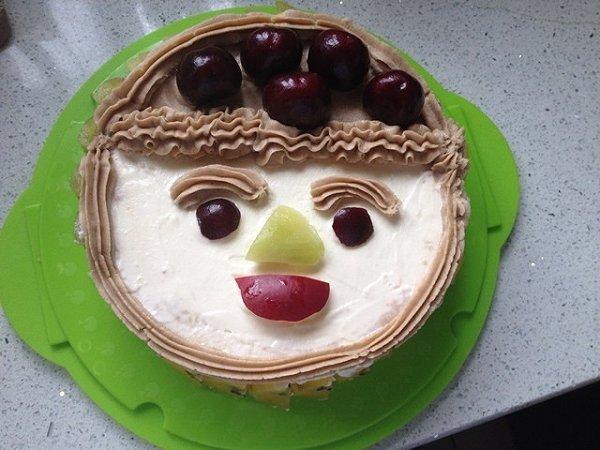 小王子奶油蛋糕