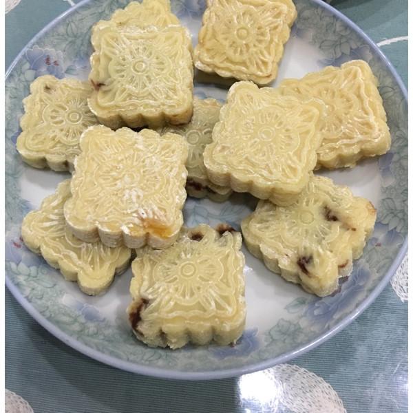 grace叶子的绿豆糕做法的学习成果照_豆果美食