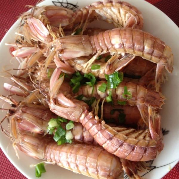 可爱滴小冰凝的富贵虾做法的学习成果照_豆果美食