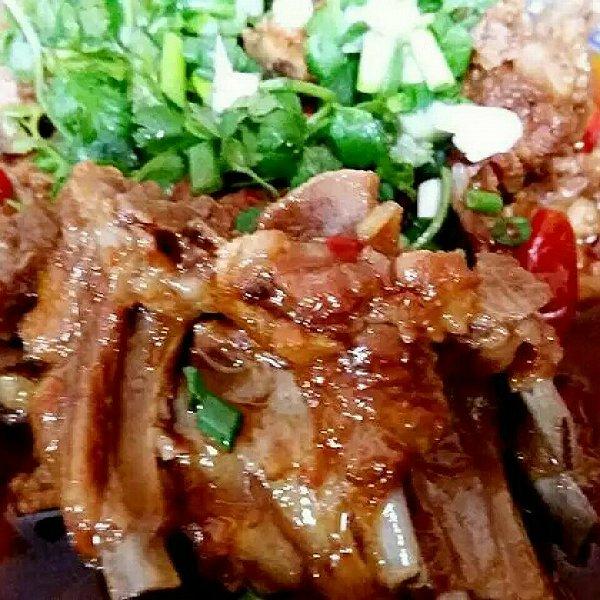 蝎子6的李娘娘爱饮食之一一烧羊厨房(川味)做病人英儿的食谱大全肝硬化图片