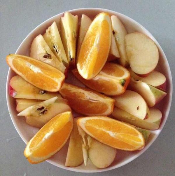 木子plum做的水果餐的做法