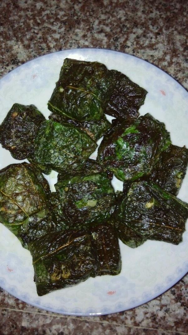 木ㄣ木的葭蒌叶包肉(越南菜)做法的学习成果照
