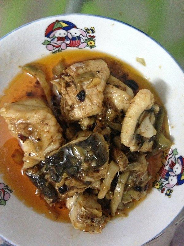 janeymao的红烧鱼块做法的学习成果照 豆果美食