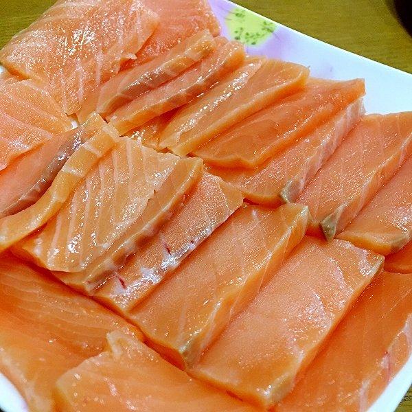 鱼片的做法