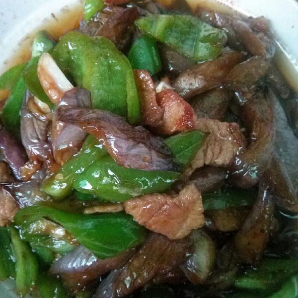 可爱哒麻麻的简单美味红烧茄子成果的v美味做法s2美食图片