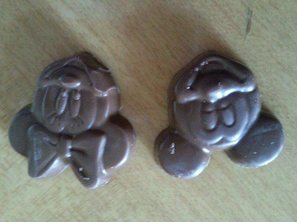 DIY杏仁巧克力的做法