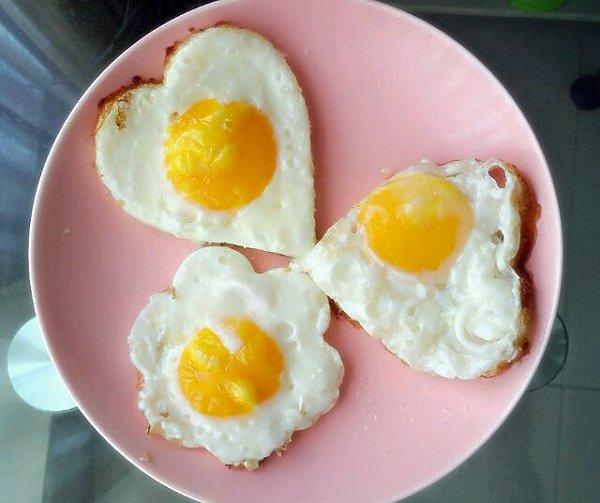 春哥小娇妻的荷包蛋做法的学习成果照_豆果美食