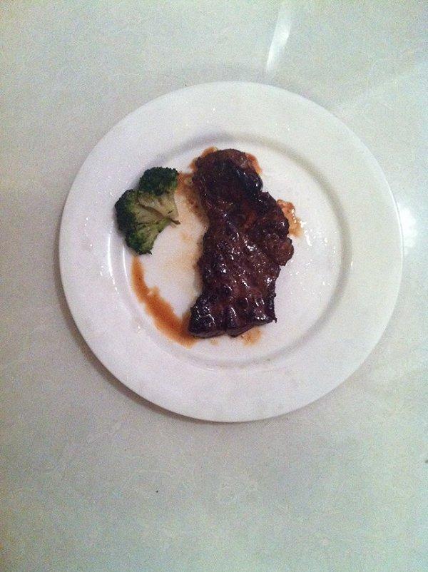 巧煎西冷牛排的做法