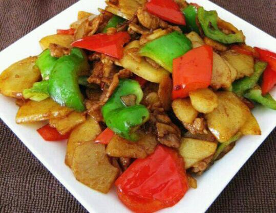 麦小兜的红烧土豆片做法的学习成果照