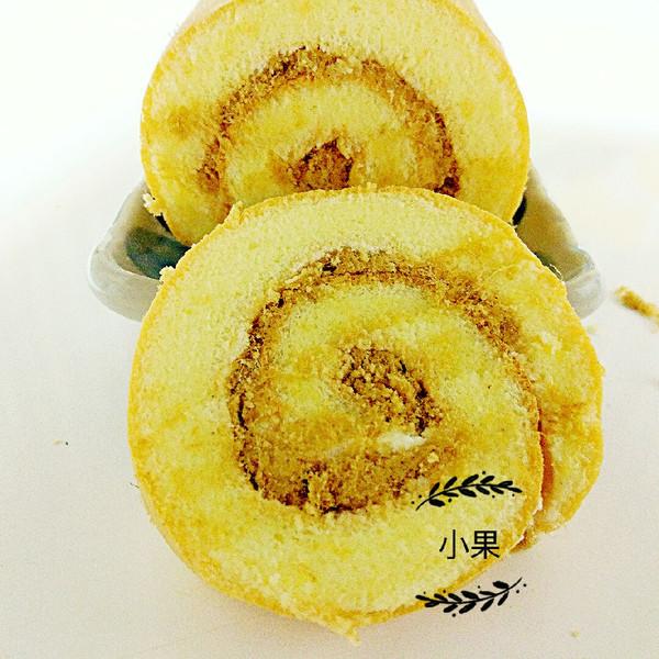 肉松果乐的成果芝麻卷做法的v肉松信用照_豆果吃货蛋糕740图片