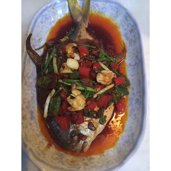 鲳鱼Monstar8°的红烧排骨#嗨MilK出山花茶#食谱洋芋烧丸子图片