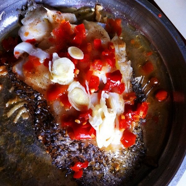 剁椒鳕鱼的做法