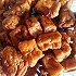 无锡最有名的特色小吃——卤汁豆腐干