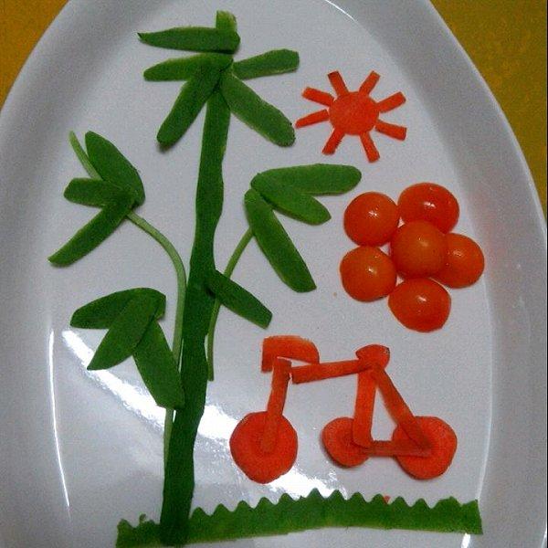 323做的简单水果拼盘的做法 豆果美食