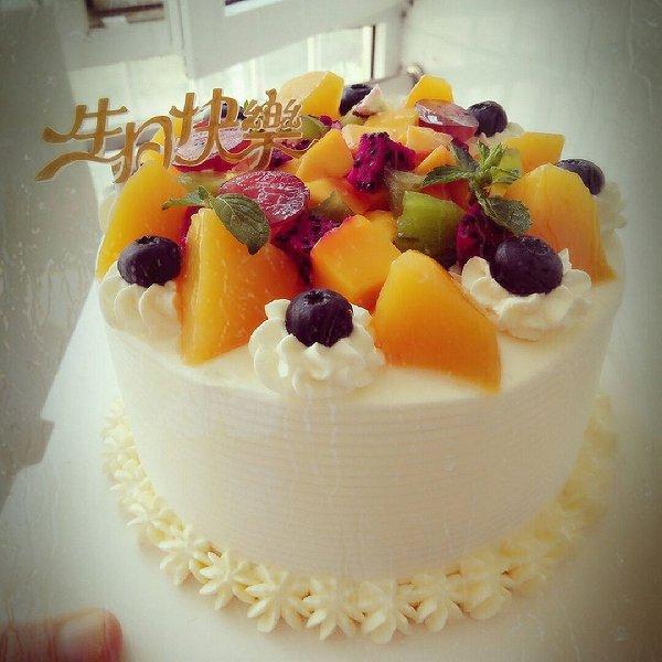纯奶油蛋糕_纯乳脂奶油蛋糕