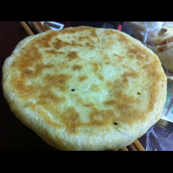 琳海米做的烙发面饼的做法 豆果美食图片
