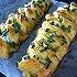 胡萝卜蒜香面包