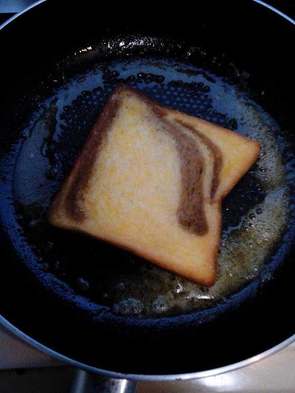 法式煎土司❤美味早餐不烦恼的做法