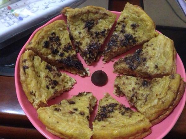 木瓜燕麦蛋糕做法的照